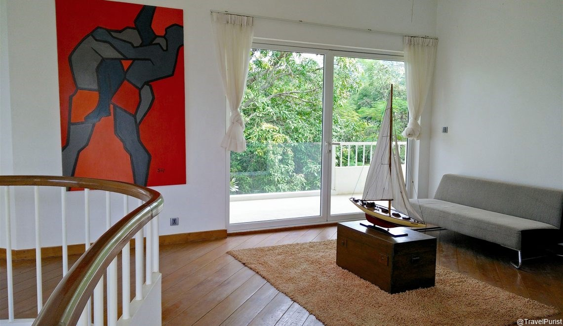 A Modernist Villa on Marco Polo's Maritime Silk Road